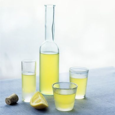 Release of Limoncello and Port